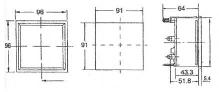 Amp Meter & Volt Meter